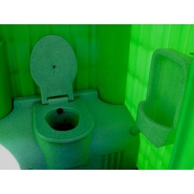 wc btp à l'anglaise +urinoir