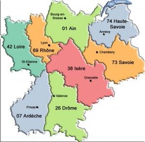 location WC Rhône Alpes Lyon