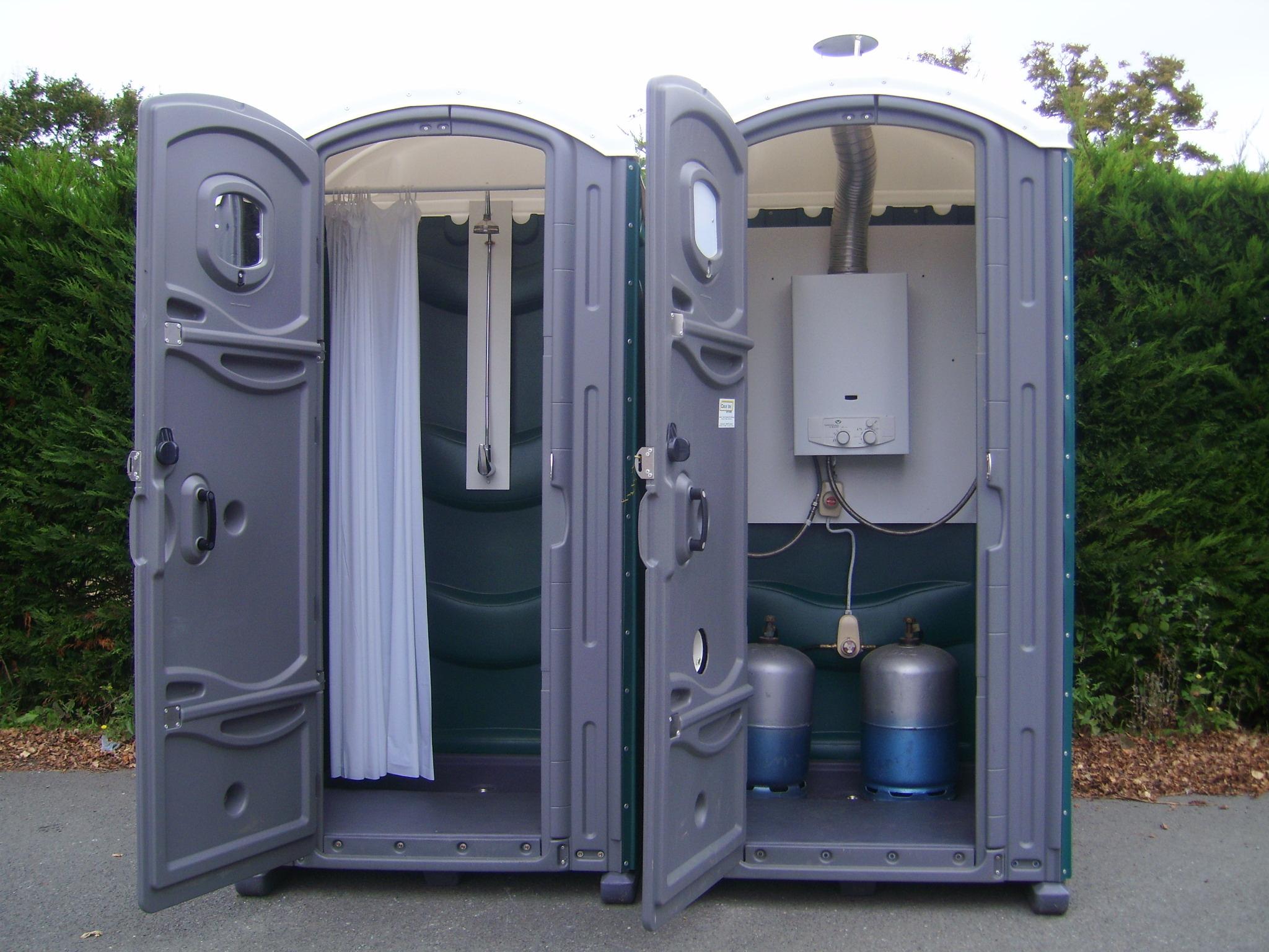 location douche de chantier caux loc services. Black Bedroom Furniture Sets. Home Design Ideas